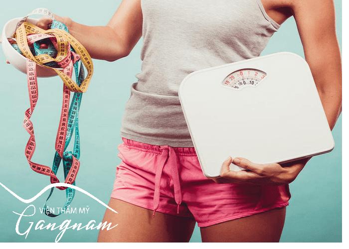 Giảm béo có khác giảm cân không?