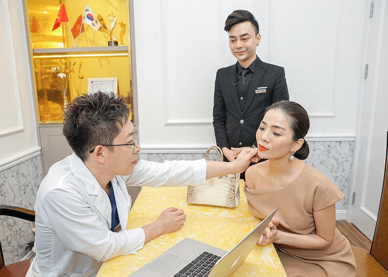 Quy trình thực hiện nâng cơ căng da Hifu tại Viện thẩm mỹ Mega Gangnam