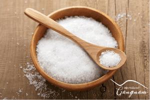Căng da bụng không cần phẫu thuật bằng chườm muối