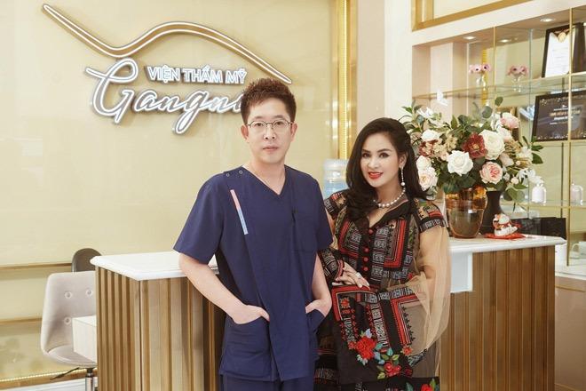 Mega Gangnam Hà Nội cũng là 1 trung tâm làm đẹp tráng lệ và được rất nhiều khách hàng lựa chọn
