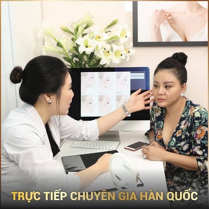 Căng da mặt bằng chỉ giá bao nhiêu phụ thuộc vào cơ sở thực hiện