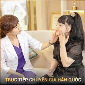 Dịch vụ trẻ hóa da thực hiện trực tiếp bởi chuyên gia Hàn Quốc tại Gangnam