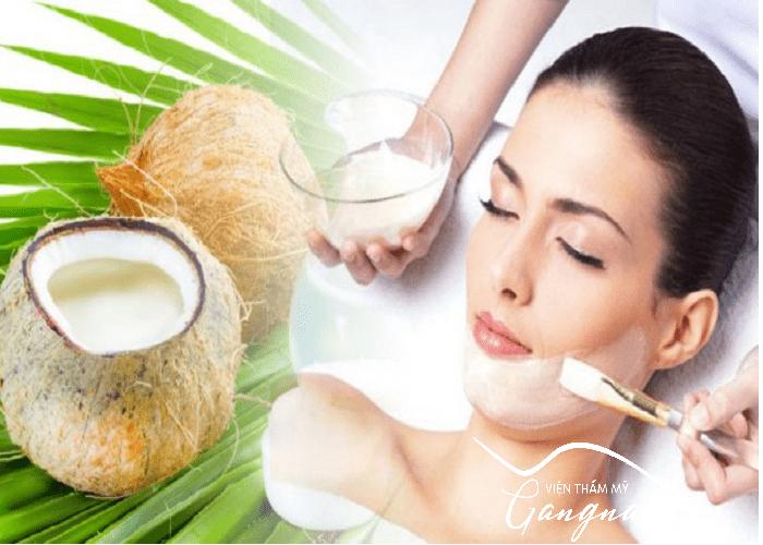 Phương pháp trẻ hóa da không phẫu thuật bằng dầu dừa