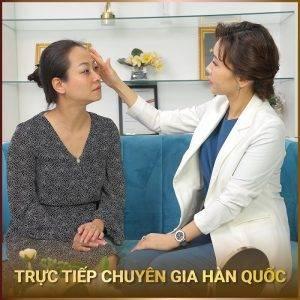 Xóa nhăn da tại Gangnam sẽ do trực tiếp chuyên gia Hàn Quốc thực hiện