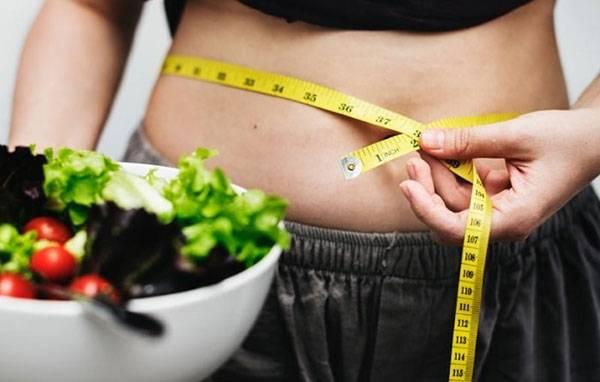 Chế độ ăn giảm béo bụng là điều mọi chị em quan tâm