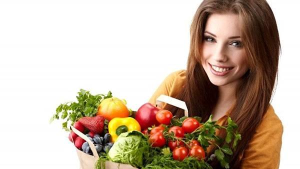 Chọn chế độ ăn uống nhiều rau xanh rất tốt sau căng chỉ