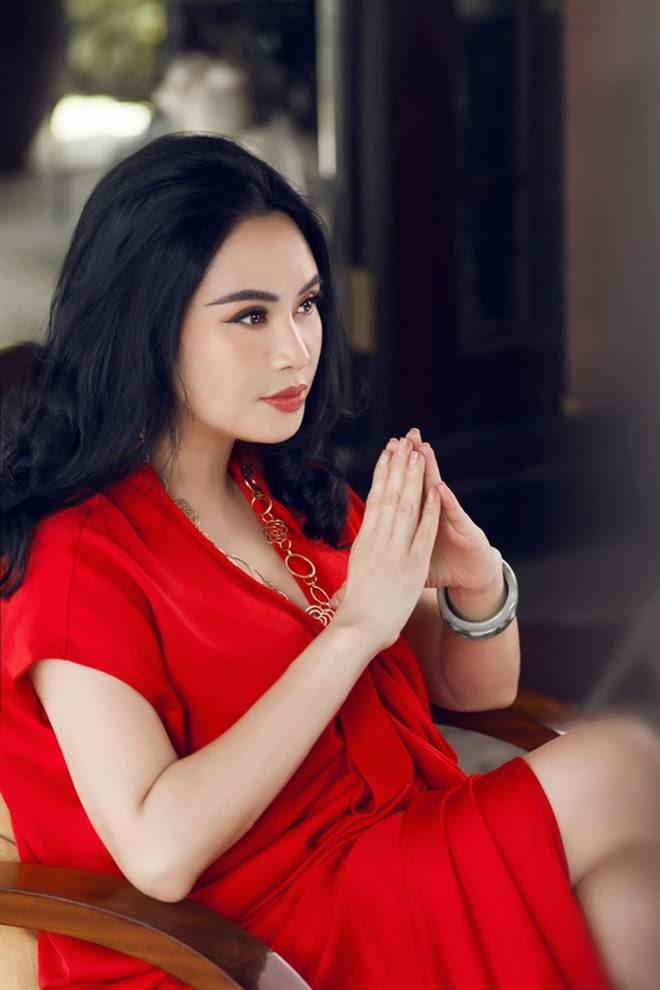 Bên cạnh âm nhạc thì nhan sắc cũng là điều mà Thanh Lam luôn ý thức hoàn thiện