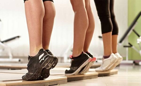 Việc tập luyện không đúng cách sẽ khiến bắp chân trở nên to và thô hơn