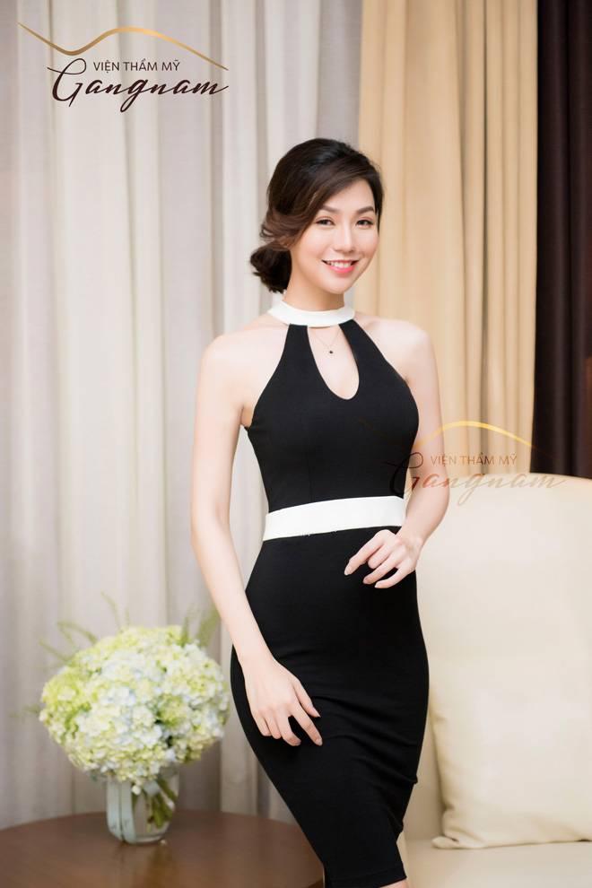 Á Hoàng Golf Queen Nguyễn Hải Anh cũng lựa chọn công nghệ giảm béo nhanh và an toàn, 1 lần duy nhất Smart Lipo để giữ dáng