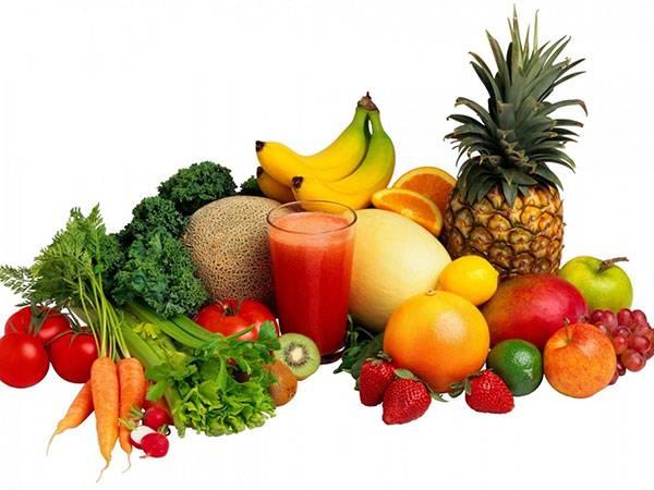 Sử dụng các loại rau xanh, quả mọng sẽ giúp lượng mỡ được đào thải đáng kể