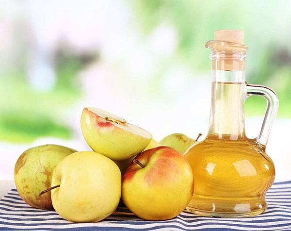 Giấm táo là một thức uống detox giảm mỡ bụng hiệu quả