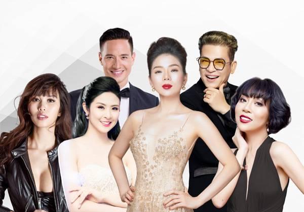 Dàn sao đình đám showbiz Việt sẽ tham dự vào sự kiện hoành tráng này