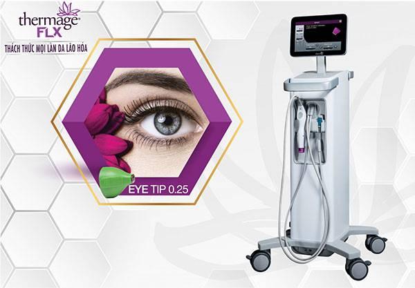 Đầu EYE TIP 0.25 được thiết kế dành riêng cho vùng mắt
