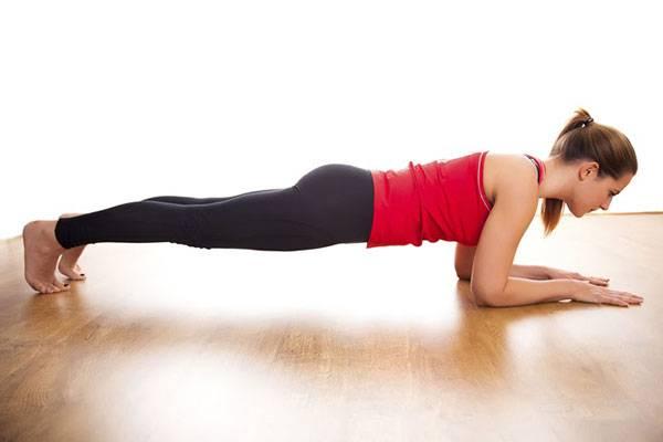 Bài tập Plank giúp giảm béo bụng trên rất tốt tại nhà