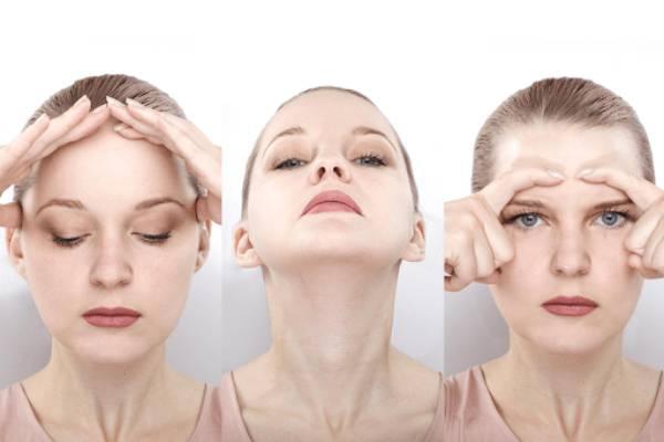 Giảm béo mặt thông qua các bước bấm huyệt đạo không chỉ tốt cho cơ mặt mà còn cải thiện vùng mỡ má