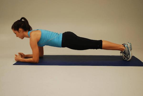 Các bài tập hỗ trợ giảm mỡ toàn thân trong 1 tuần bạn có thể lên kế hoạch áp dụng ngay
