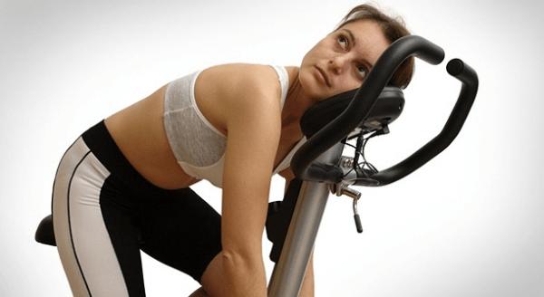 Tập luyện sai cách khiến việc giảm mỡ vùng hôngtrở nên khó khăn