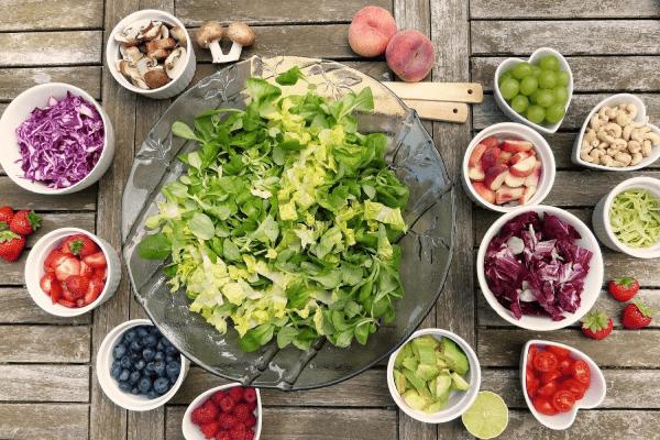 Chất xơ thực phẩm vàng trong chế độ ăn giảm mỡ