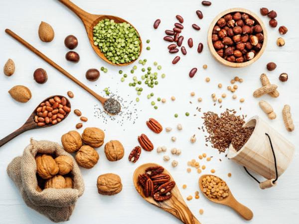 Các loại hạt giúp cơ thể khoẻ mạnh, no lâu