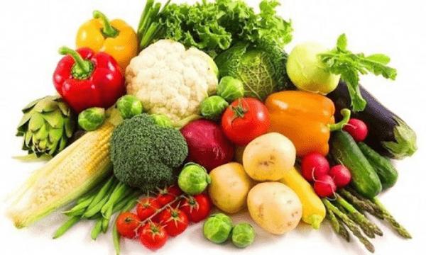 Thực phẩm nhiều chất xơ giúp giảm béo mặt hiệu quả