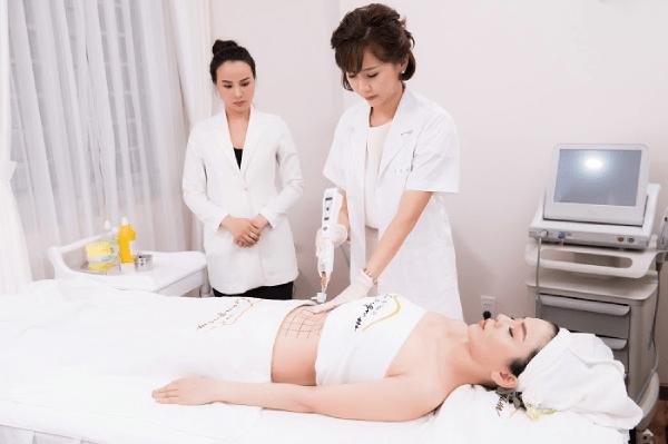 Trực tiếp các bác sĩ - chuyên gia Hàn Quốc sẽ thực hiện cho 100% khách hàng
