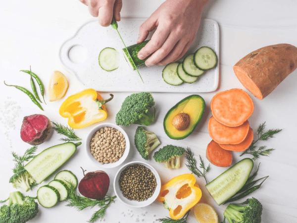Giảm mỡ bụng siêu nhanh bằng cách lựa chọn chế độ ăn phù hợp