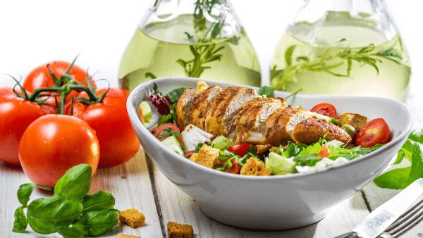 Chế độ ăn giảm mỡ rất khả thi để đào thải mỡ thừa trong cơ thể