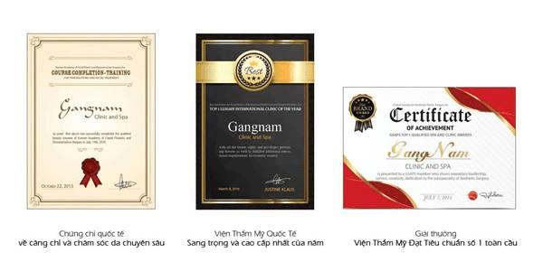 Không gian sang trọng, đăng cấp của viện thẩm mỹ Mega Gangnam