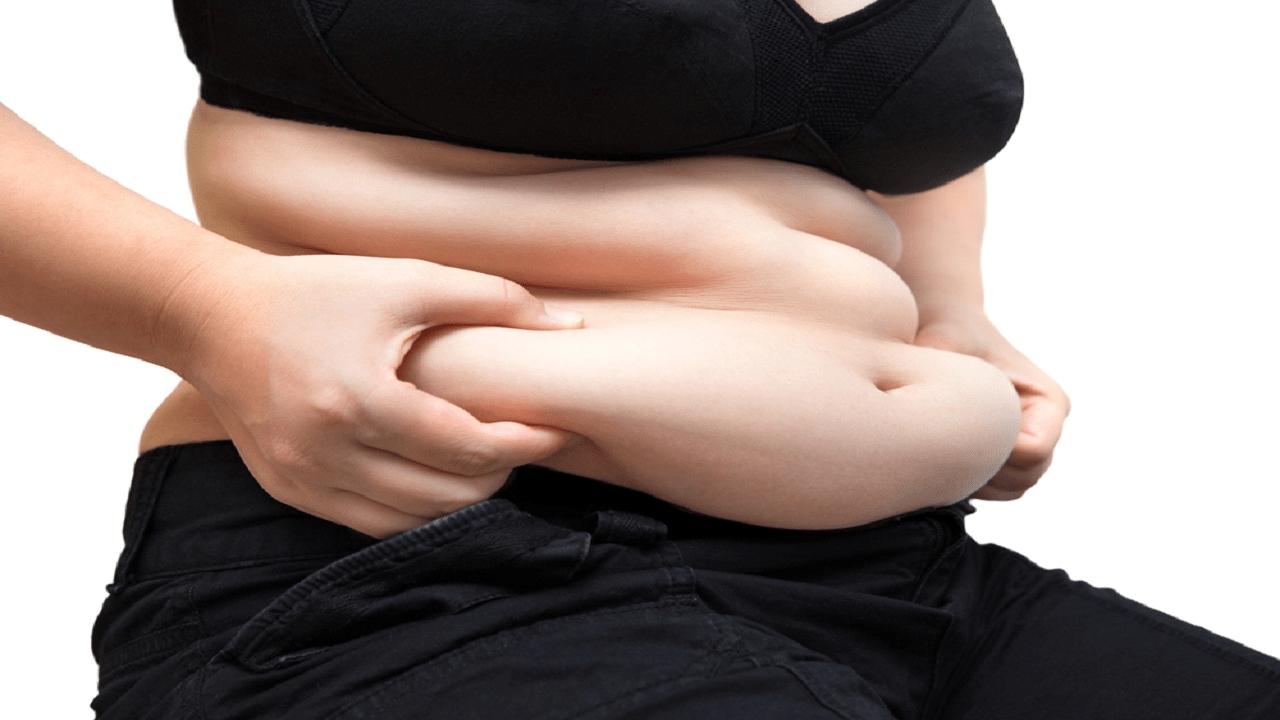 Bụng và eo là vùng phần dễ tích mỡ nhất trên cơ thể