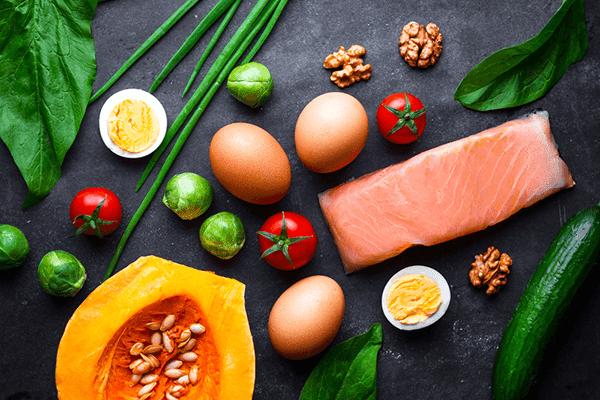 Chế độ ăn uống ít tinh bột nhiều rau xanh và các protein phức tạp chính là cách giảm béo toàn thân hiệu quả hàng đầu