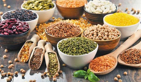 Bổ sung các loại ngũ cốc nguyên hạt