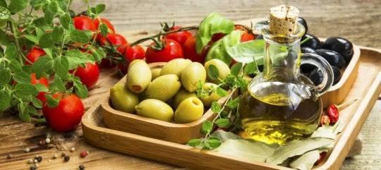 Dầu oliu giảm mỡ bụng