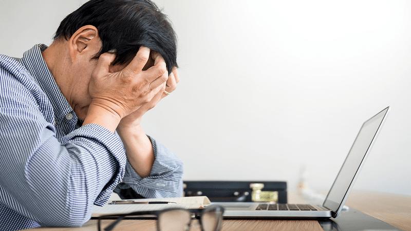 Căng thẳng khiến bạn mệt mỏi và có xu hướng ăn nhiều hơn