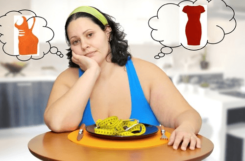 Ăn kiêng giúp cơ thể hạn chế lượng mỡ thừa tích tụ