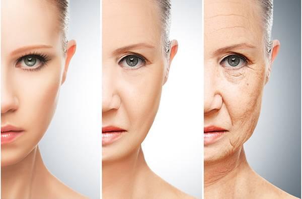 Lão hóa da sẽ tăng dần theo thời gian nếu bạn không có cách chăm sóc tốt.