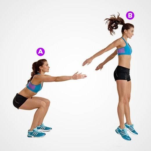 Cách giảm mỡ bụng hiệu quả với bài tập HIIT