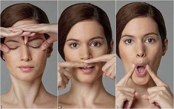 Sử dụng bài tập xóa nhăn khóe miệng giúp gương mặt thêm tươi tắn hơn.