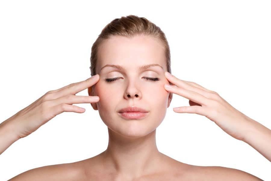 Tập thể dục cho da mặt là cách làm mặt thon gọn trong 1 tuần