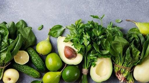 Rau xanh & trái cây tươi là thực phẩm không thể thiếu trong bất kỳ chế độ giảm cân nào