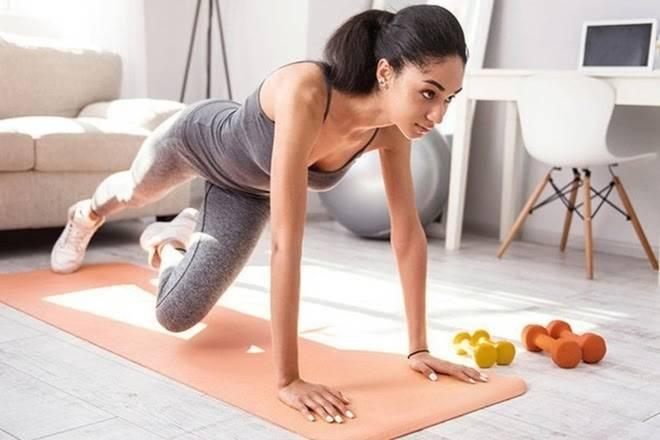 Tập luyện là mấu chốt của quá trình giảm cân hiệu quả tại nhà