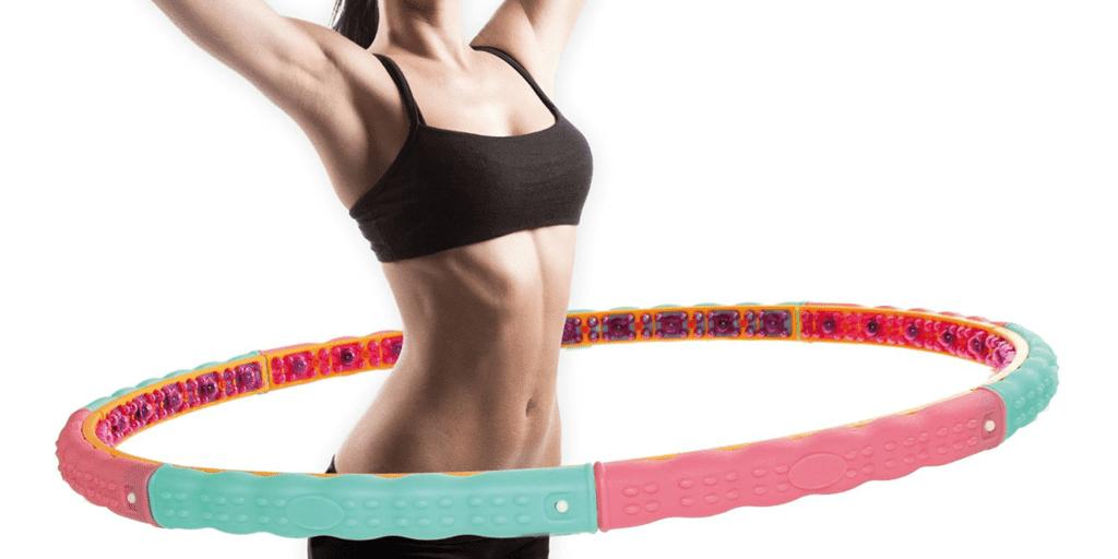 Tuân thủ nguyên tắc lắc vòng giảm béo bụng