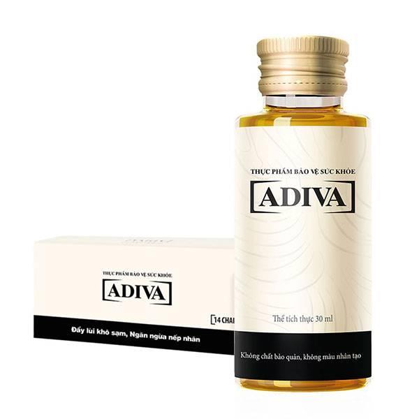 Collagen Adiva được xem là loại collagen tốt nhất hiện nay