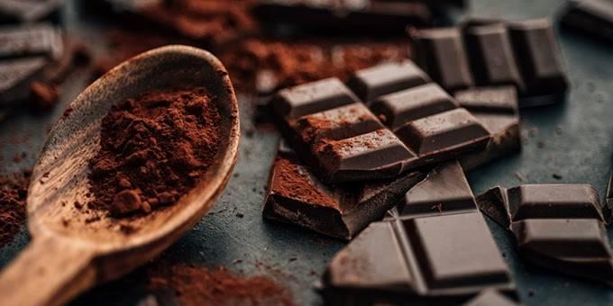Chocolate đen cũng nằm trong danh sách các món ăn giảm cân nhanh