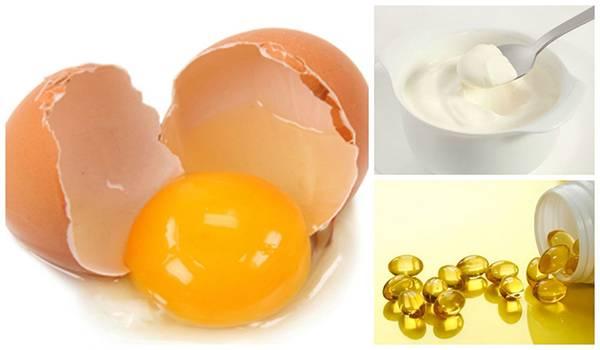 Công thức mặt nạ vitamin E đơn giản