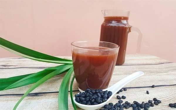 Nước đậu đen giúp giảm mỡ bụng cấp tốc hiệu quả