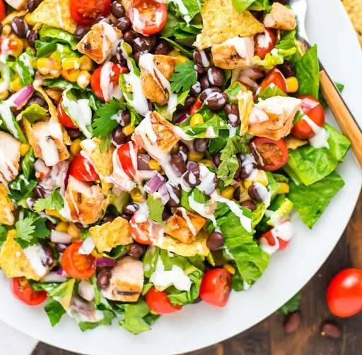 Salad rau củ quả – một món ngon trong thực đơngiảm cân khó bỏ qua