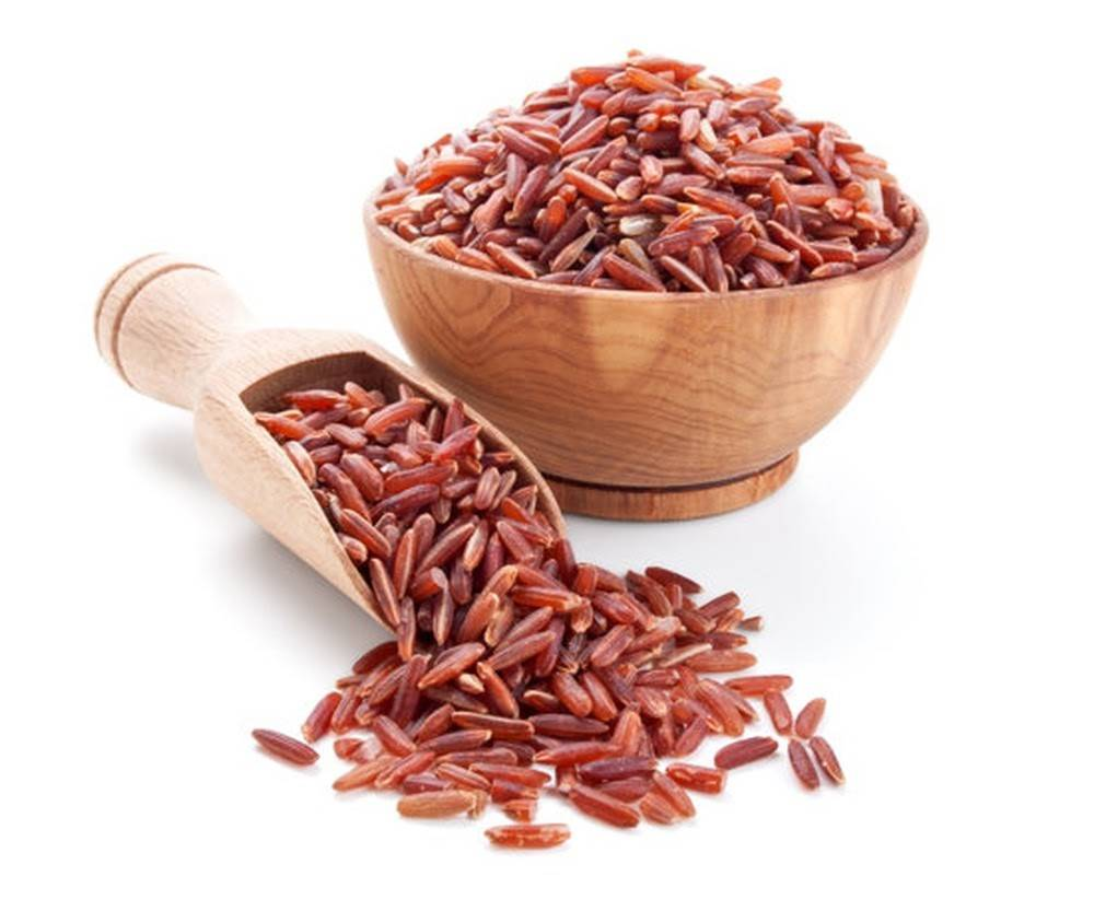 Gạo lứt chứa rất ít calo giúp quá trình đốt cháy mỡ thừa được nhanh hơn
