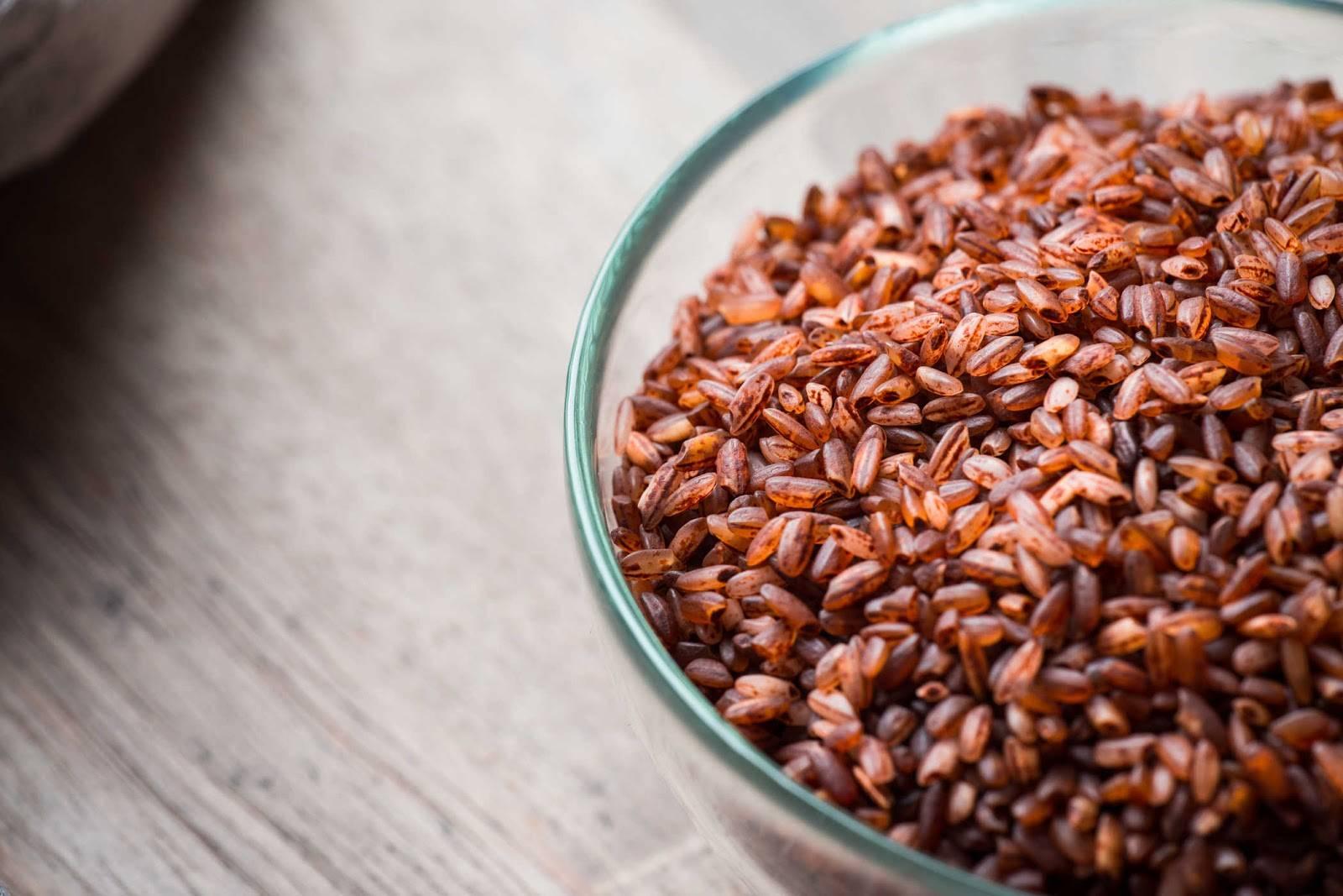 Chất selen trong gạo lứt có công dụng tăng cường hệ miễn dịch