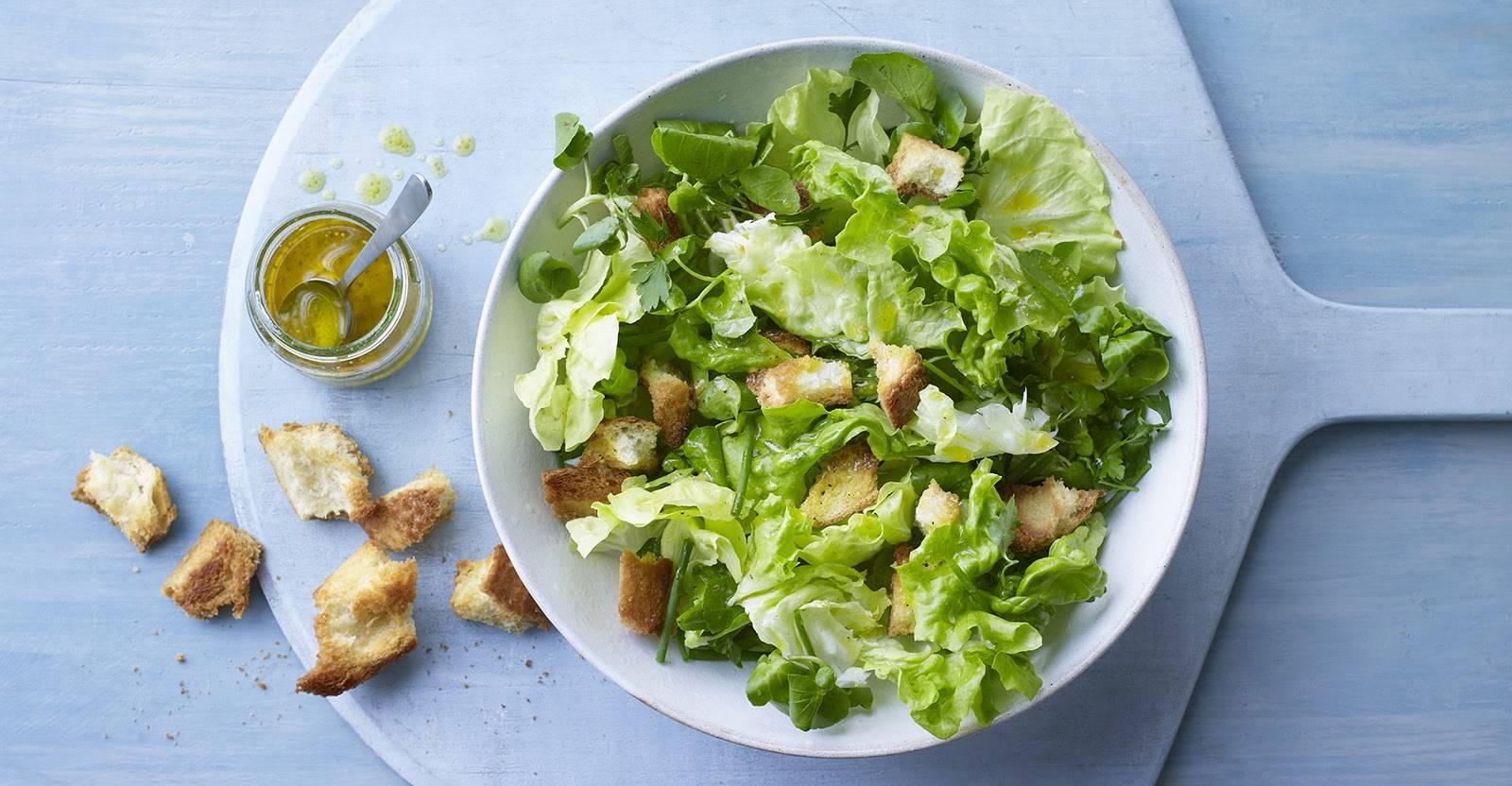 Salad rau trộn là thực đơn giảm cân cho bữa tối hiệu quả