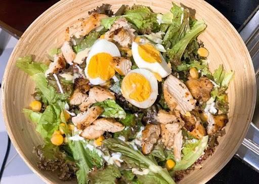 thực đơn giảm béo cho bữa trưa